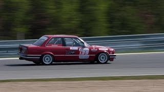 Racing in Brünn BMW325 Challenge und Classic Race Cars in Action!!