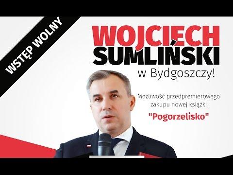 Wojciech Sumliński W Bydgoszczy - 16.05.2016