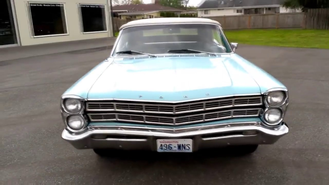 1967 ford galaxie 500 convertible youtube. Cars Review. Best American Auto & Cars Review