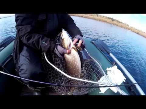 рыбалка весной на щуку в карелии
