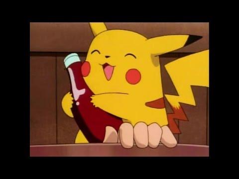 Pokemon: Pikachu Likes Ketchup (Showdown at Dark City)