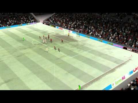 Eskisehirspor vs Fenerbahce - Gokay Iravul Goal 45th minute