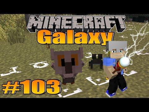 Baby Eulen & Kröten!: Minecraft GALAXY - Folge #103 (SparkofPhoenix)