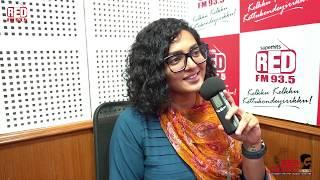 Parvathy Thiruvoth   Virus   Red Carpet   RJ Mike   Red FM Malayalam