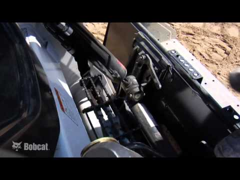 Bobcat T870 Compact Track Loader and S850 Skid-Steer Loader: Video Press Release
