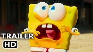 THE SPONGEBOB MOVIE 2 Trailer # 2 (2020) Sponge on the Run, SpongeBob SquarePants Movie HD