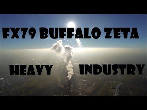 FX-79 Buffalo Zeta - heavy industry FPV