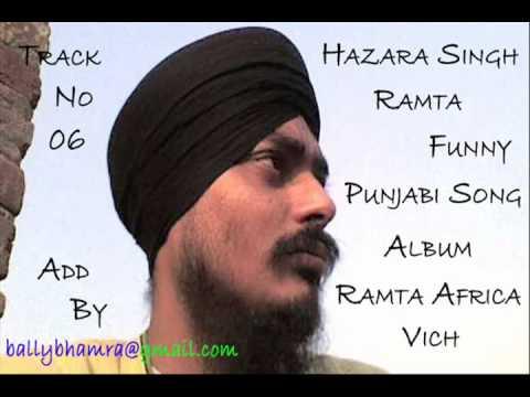 Hazara Singh Ramta 06 Ramta Africa Vich video