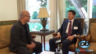 Gặp gỡ Tổng lãnh sự Nam Hàn ở Los Angeles
