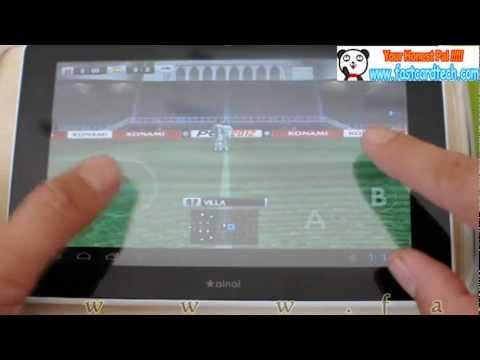 Ainol Novo 7 Aurora IPS screen android 4.0 Eternty warriors