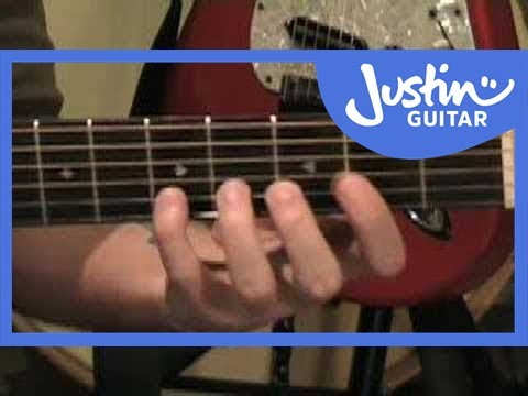 0 The Major Scale #3: Melodic Patterns (Guitar Lesson SC 022) How to play