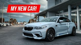 I BOUGHT A BMW M2 COMPETITION!!! Do I REGRET it already?