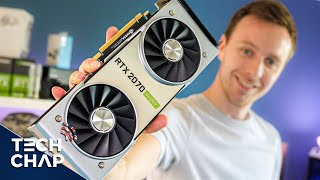 Your Next Graphics Card? [Nvidia RTX SUPER 2060 & 2070 Review]🔥 | The Tech Chap