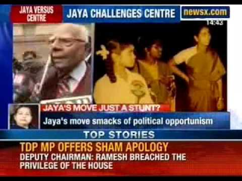 J Jayalalithaa to free Rajiv Gandhi killers