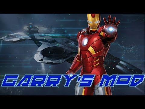 Avengers Helicarrier Roleplay -- Garry's Mod -- 4 YEAR OLD SHIELD AGENT?!