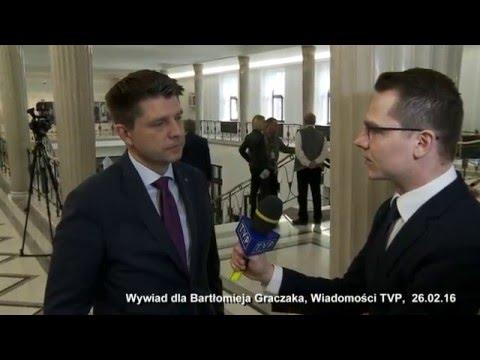 Ciekawe, Jak Dziś Wiadomości TVP Pokażą Rozmowy Dziennikarzy Z Opozycją? 26.02.2016