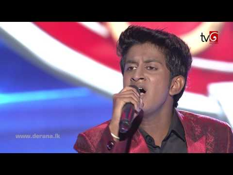 Dream Star Season 07 | Final 48 ( 04th Group ) Malindu Kirindegamaarachchi | 24-06-2017