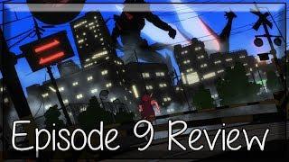 Dream - SSSS.Gridman Episode 9 Anime Review