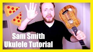 Download Lagu TOO GOOD AT GOODBYES (SAM SMITH) - EASY UKULELE TUTORIAL! Gratis STAFABAND