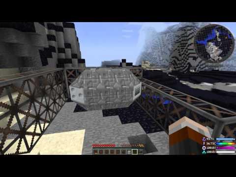 Minecraft FTB - Post Finem - #1 Мир после конца