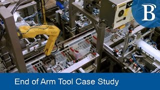 Robotic Automation improves efficiency for Newell Rubbermaid Facility