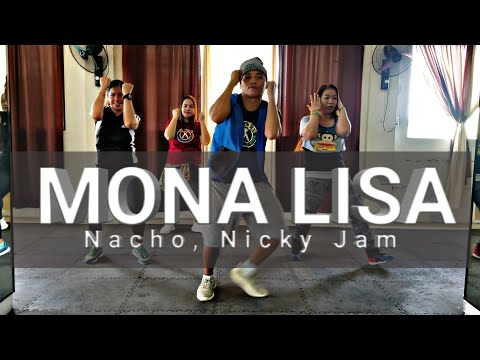 MONA LISA by Nacho , Nicky Jam | Dance workout | Kingz krew Rhenz