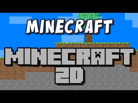 Minecraft - 2D Minecraft Mod Spotlight! Music Videos