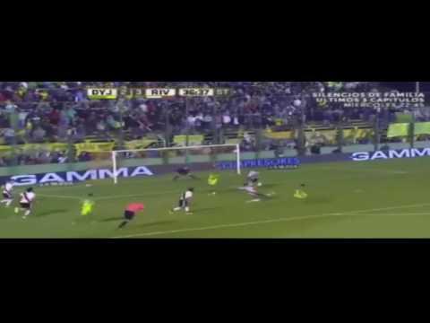 Tremenda igualdad entre River y Defensa: se mataron a goles