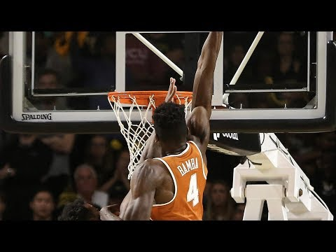 HIGHLIGHTS: Mo Bamba Throws Down Huge Dunk in Texas' Victory Over VCU | Stadium