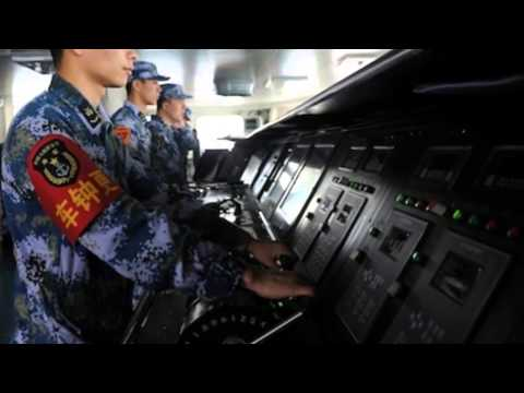 Hagel China Warship Action 'Irresponsible'   20 Dec MUST SEE