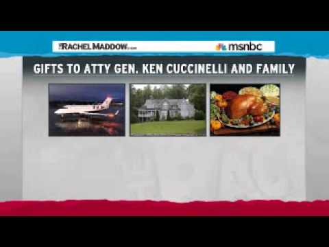 Rachel Maddow on why Bob McDonald will cost Ken Cuccinelli the VA race