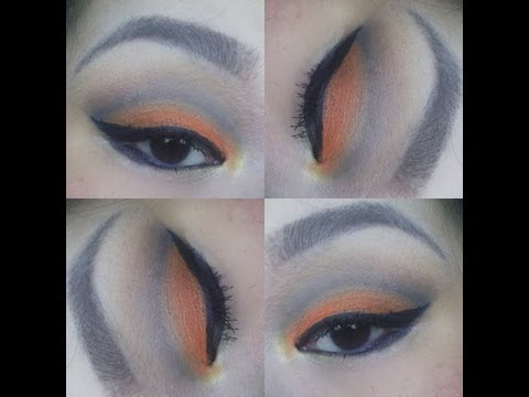 TUTORIAL: SF Giants/Baltimore Orioles Makeup Tutorial | Makeup By MP