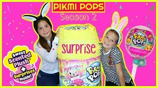 "Pikmi Pops Giant PushMi Up PIÑATA 😍""SISTER FOREVER"""