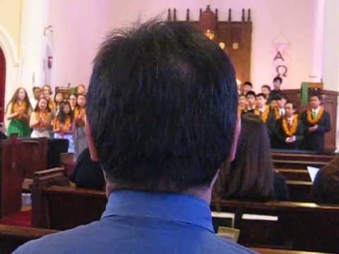 Zion Lutheran School: Joyful Noiz Choir (5/31/2013)