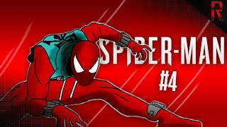SCARLET SPIDER FIGHTS DEMONS (Meeting Miles Morales) | Spider-man PS4 Gameplay / Walkthrough #4