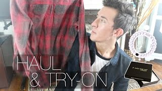 HAUL & TRY-ON | PacSun, Urban Outfitters, Alex & Ani