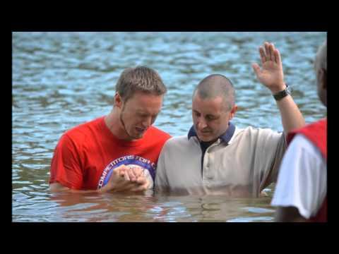 Lexington Church of God    Baptism 2012