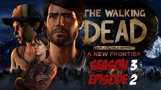 The Walking Dead - Season 3 - Episode 2 - Game Movie