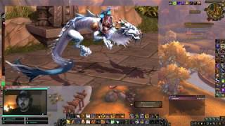 How to get the Rajani Warserpent - 100% CONFIRMED! | NEW 8.3 MOUNT | World of Warcraft Mount Guide