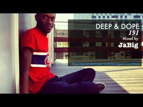 Upbeat Background Music Playlist - Afro Deep House Mix by JaBig - DEEP & DOPE 191