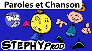 Chanson enfant Swing la Lune, de Stephy