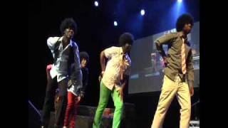 Eddie Kadi: Michael Jackson and Jackson 5  Tribute (SKETCH)
