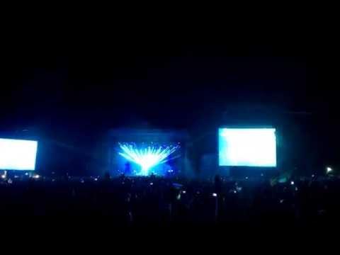 Exit 2015 Day 4 - Faithless - Intro & God is a DJ