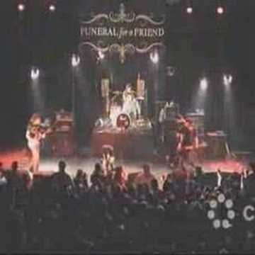 Funeral For A Friend - Rookie Of The Year (Live)