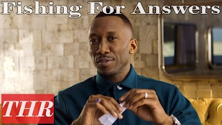 Mahershala Ali on 'Moonlight,' Being Patient & Bubblegum Ice Cream | THR Fishing for Answers