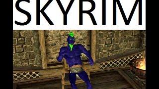"""Давай """"поиграем"""" в Skyrim - серия 1 [Создание персонажа]"""