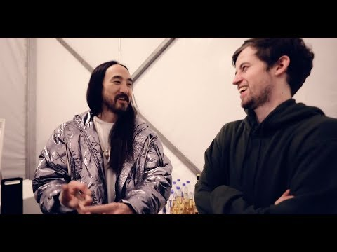 download song Alan Walker: Unmasked Vlog (#12) Steve Aoki's SECRET Cake Recipe! free