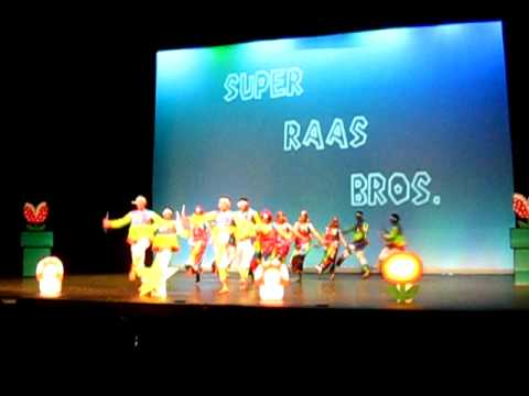 Saint Louis University *SLU* Raas at Garba With Attitude 2010 Video