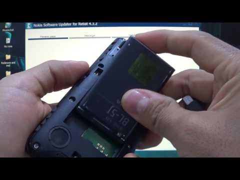 Revivir Y/o Actualizar El Software Nokia Lumia 520 ( 530, 625, 630, 720, 730, 830, 1020 )