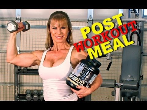 NUTRITION TIP: Post Workout Meal